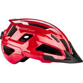 Cube Steep Helmet glossy red
